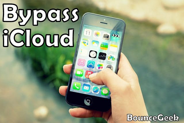 How to Bypass iCloud lock on iPhone - BounceGeek