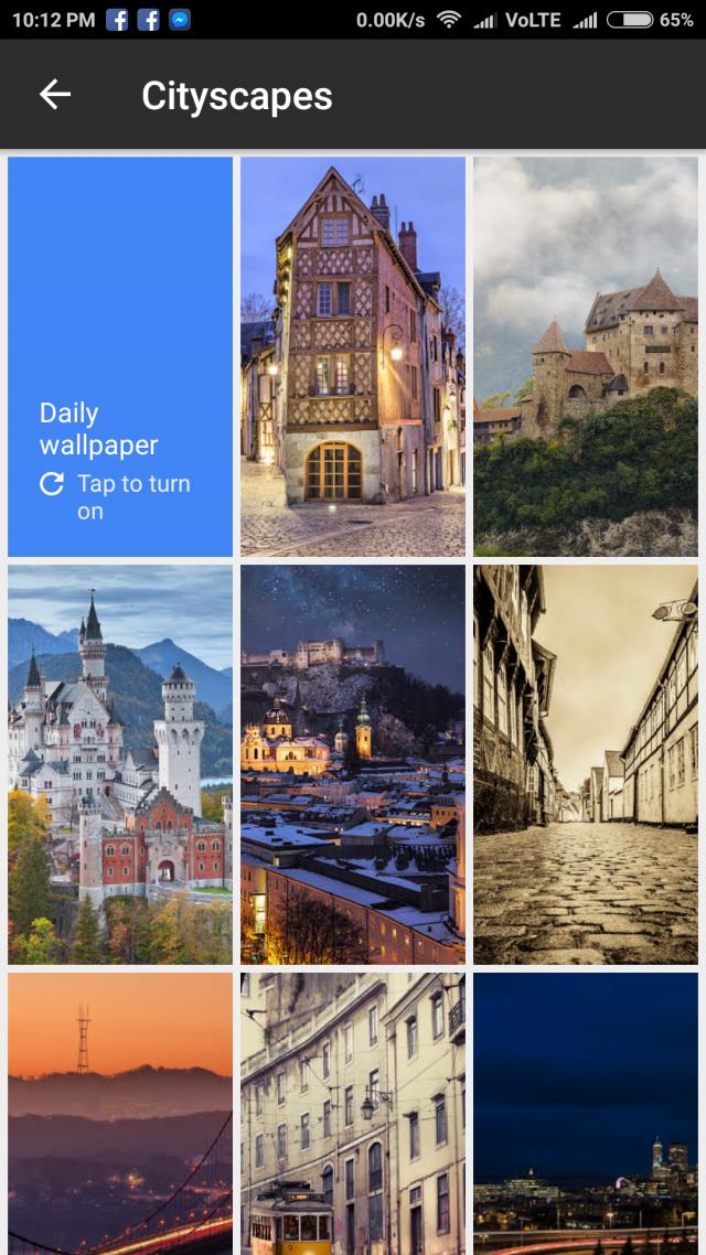 wallpaper app home screen - wallpaper app Google Play