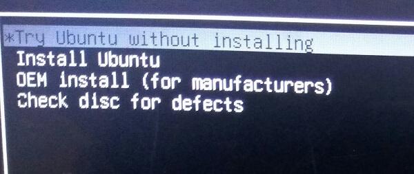 Try Ubuntu Dual boot windows 10 and Ubuntu