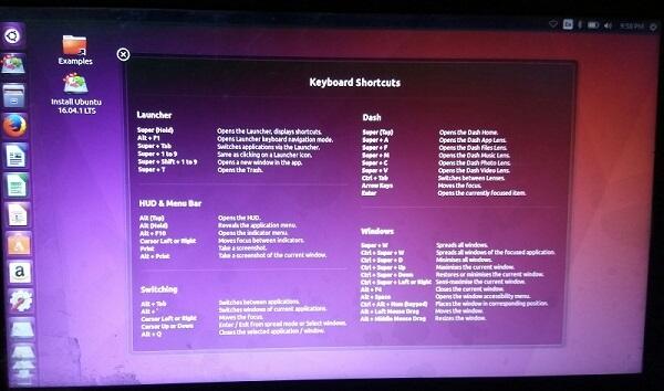 Ubuntu Screen Dual boot windows 10 and Ubuntu