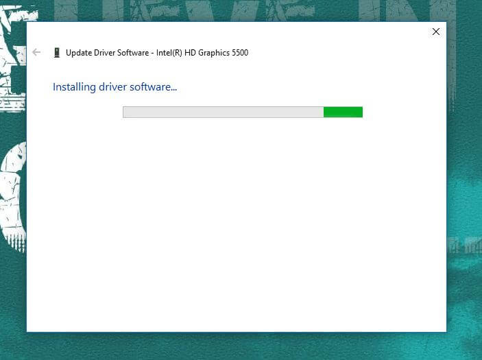 installing Integrated Graphics Card Driver