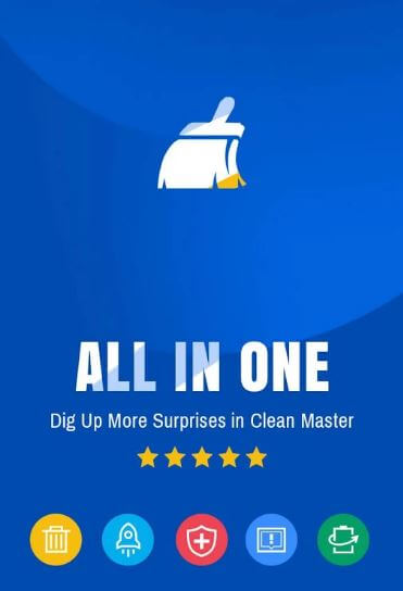 Best Ways To Clear RAM On Android clean master