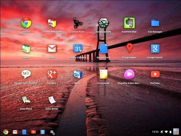 Chrome-OS Best Linux Distros