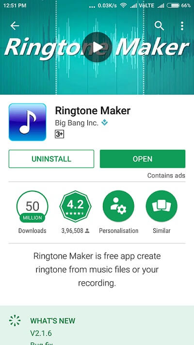 Cut Music - Ringtone maker download