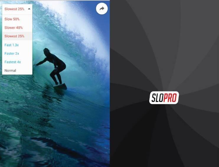 SlowPro Best Slow Motion Video Apps