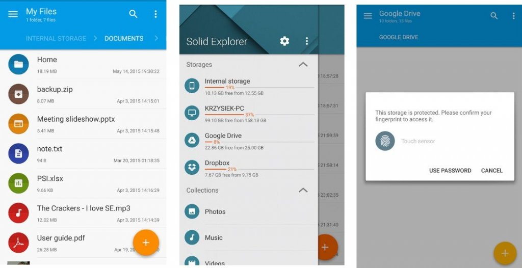 Solid File Explorer - Best Android File Explorer