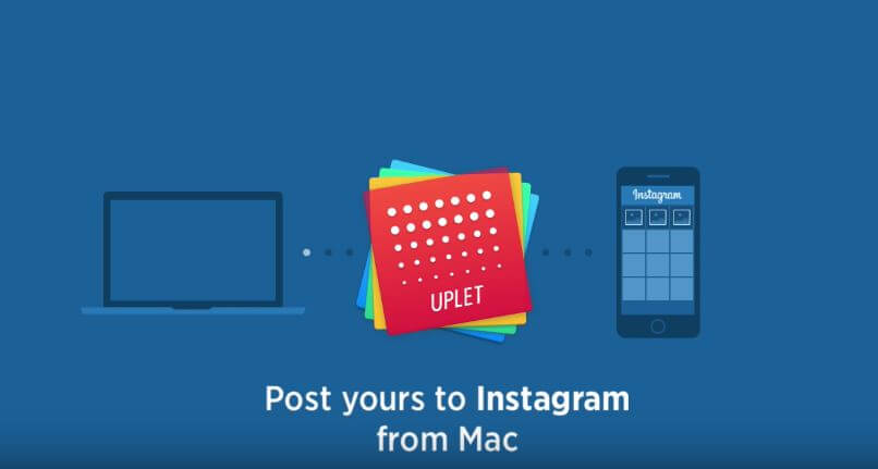 Uplet Post to Instagram from PC
