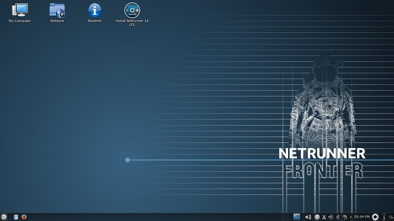 netrunner best Linux Distros