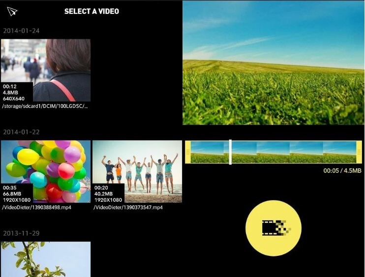 video dieter 2 slow motion video apps