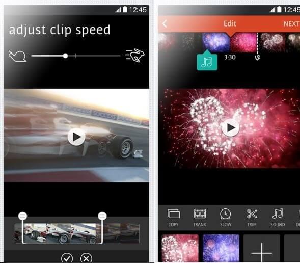 video shop - slow motion video apps
