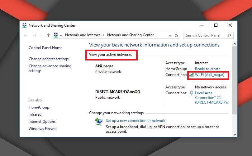 How to view saved wifi password on Windows 10 PC  - BounceGeek