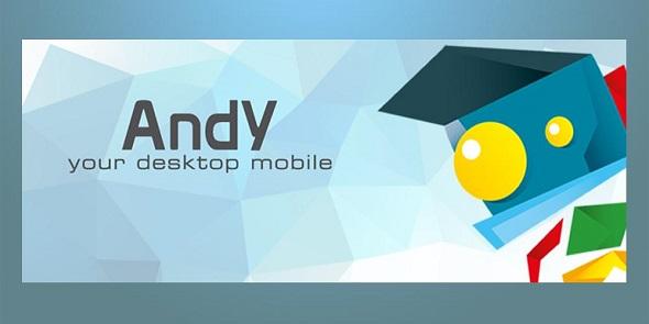 Andy Android Emulator - Bluestacks Alternative