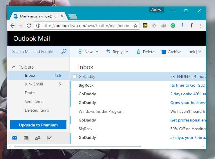 10 Best Gmail Alternatives that you can use For Personal