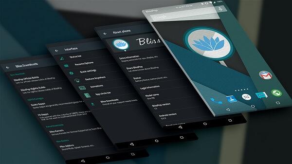 BlissPop Best Custom ROM