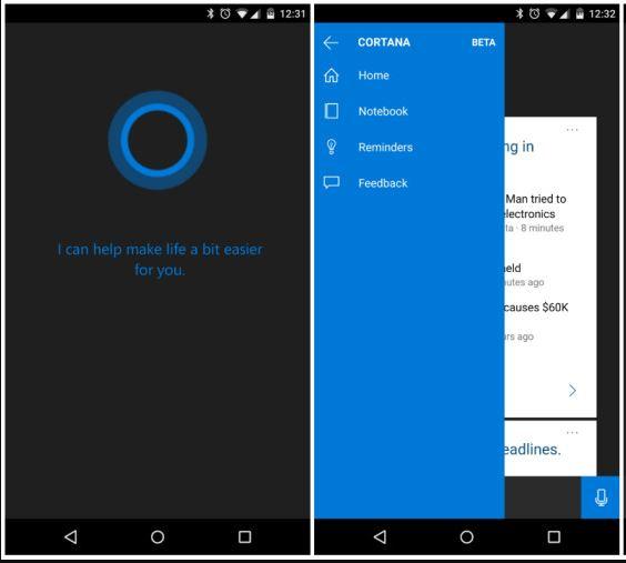 Cortana - Best Voice Assistant Apps