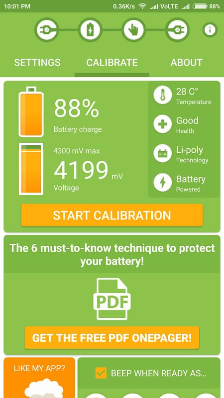 Fix Android OS Battery Drain Battery Calibration