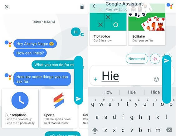 Google Assistant - Best Voice Assistant Apps