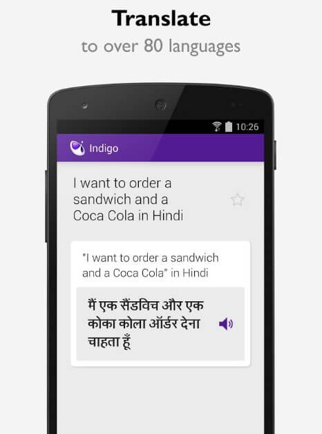 Indigo Best Voice Assistant Apps