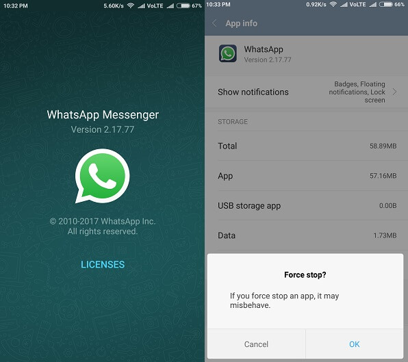Old WhatsApp Status - Rooted 1