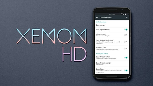 Xenon HD - Best Custom ROM