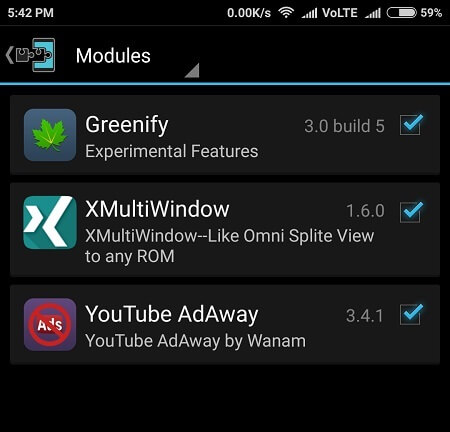 Xposed installer module - Multi-Window