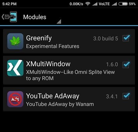 Xposed installer module - Multi-Window