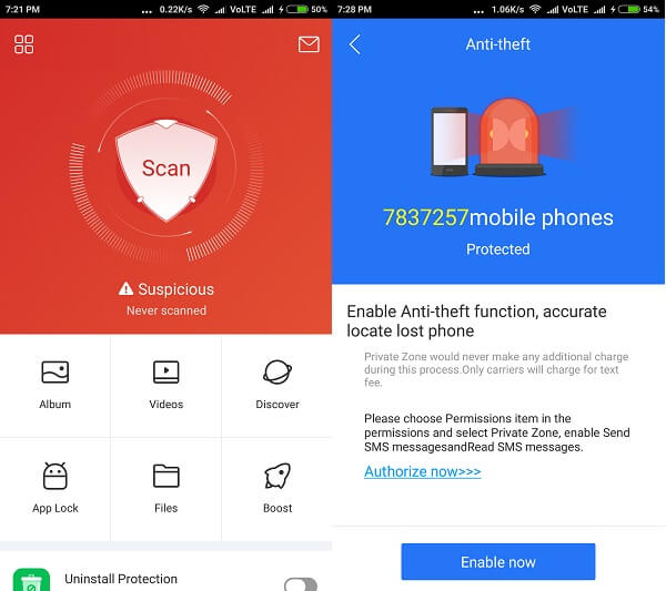 leo privacy Best App Lockers for android