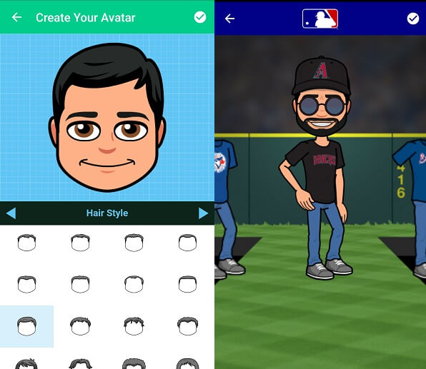 Create Your Own Emoji - Create Avatar