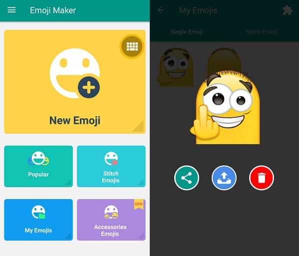 Create Your Own Emoji Emoji maker