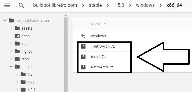 retroarch Best snes emulator Files