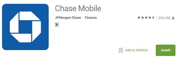 Money Transfer App - Chase