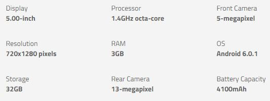 Redmi 4 specs - Best Budget Smartphone