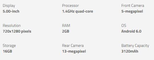Redmi 4a specs - Best Budget Smartphone