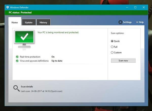 ransomware protection antivirus
