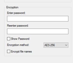 7-Zip - Encryption Software