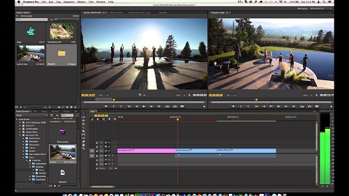 Adobe Pro - Best Video Editing Software