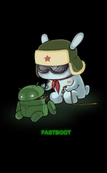 Fastboot-logo - Install MIUI 9