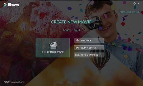 Filmora Wondershare - Best Video Editing Software