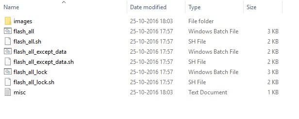 Install MIUI 9 Beta ROM - Extract ROM
