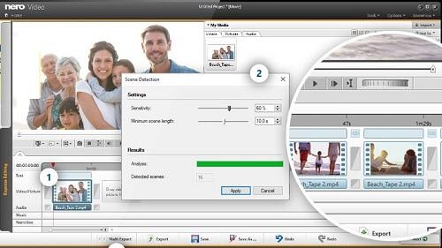 Nero Video 2017 - Best Video Editing Software