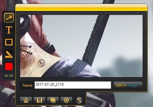 Screen Capture Tool - Jing