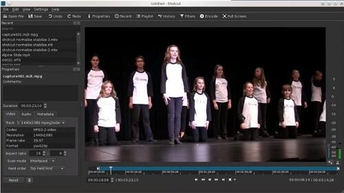 Shotcut - Best Video Editing Software