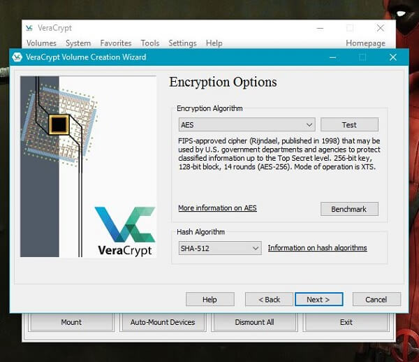 VeraCrypt - Encryption Software 2