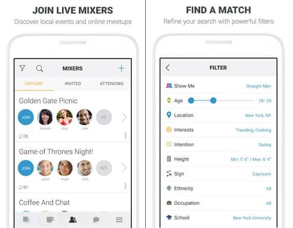Clover - Best hookup apps