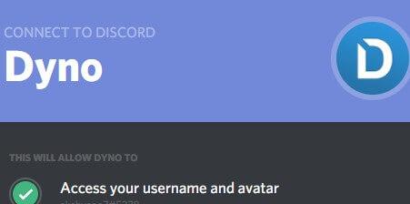 Dyno - Best Discord bots