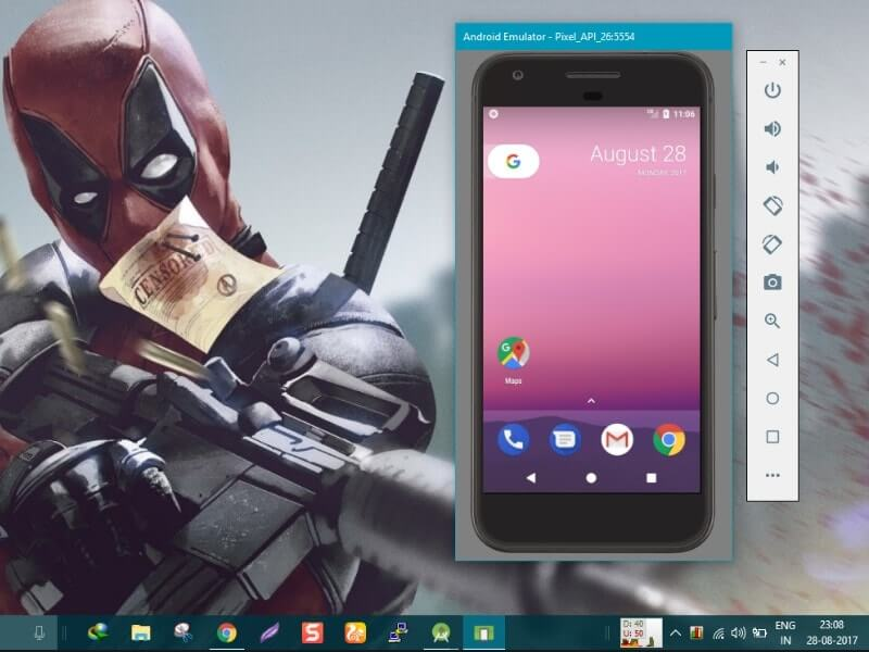 How to Install Android Oreo on PC - Android Oreo Emulator  - BounceGeek