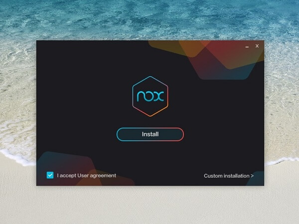 Nox Player - Play android games on PC