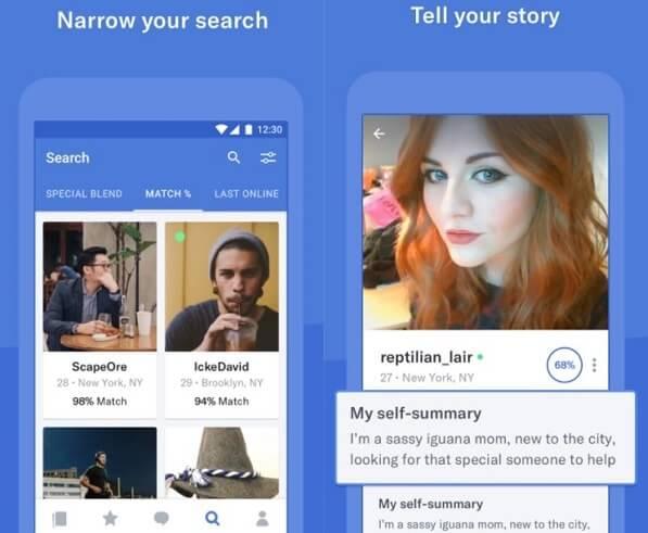 OkCupid - Best hookup apps