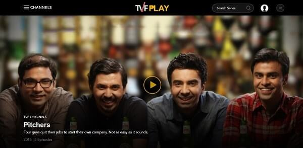 TVF Play - Watch Series Online