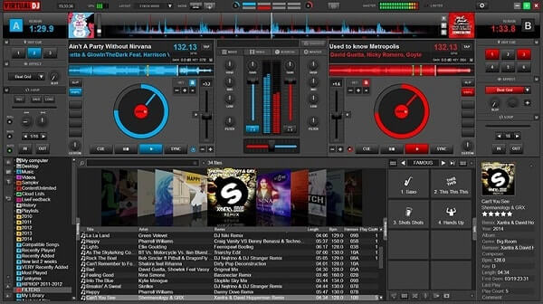 Virtual DJ - Best music production software